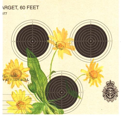 coagulant rifle target :: arnica chamissonis