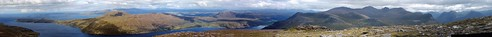 Sail Mhor: The view from the summit
