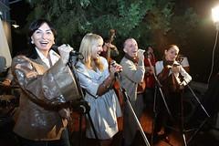 В одесском ресторане «Дача» состоялся Jam-Session с участием мировых звезд фестиваля «Джаз-карнавал в Одессе-2008»