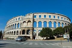 arena (kaivodesign) Tags: stone nikon d70 croatia colosseum arena limestone nikkor 1870mm pula kroatien kaivodesign