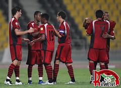 First Match in Qatar Leauge (A L R a h e e b . N e t) Tags: qatar rayyan leauge  alrayyan     rayyani alraheeb