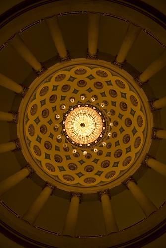 Small Senate Rotunda by Tom Collins