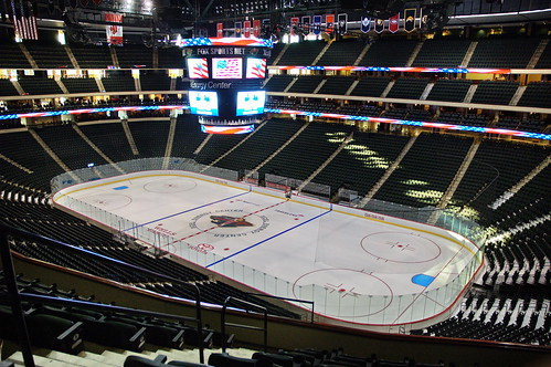 St. Paul's Xcel Energy Center