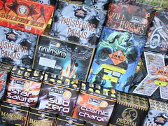 That is a lot of Barrages (EpicFireworks) Tags: colour stars fireworks guyfawkes firework bonfire burst pyro sparks 13g epic pyrotechnics