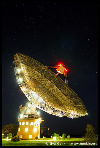 The Dish - Parkes Radio Telescope, Parkes, NSW, Australia