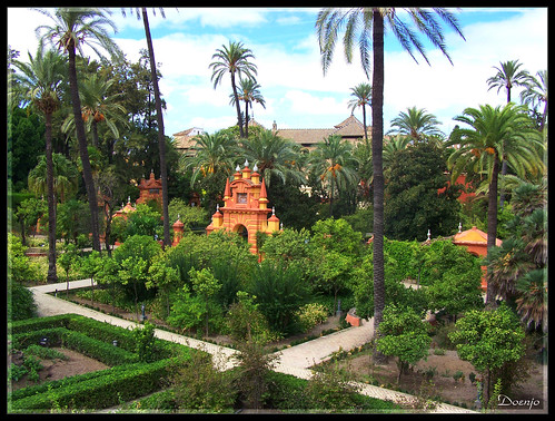 Reales Alcázares (Jardín de las Damas)