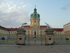 Schloss Charlottenburg at Dusk