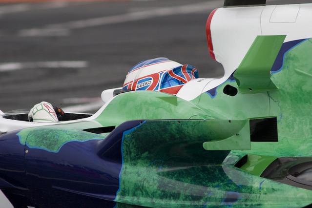 HONDA Racing F1 - Jenson Button