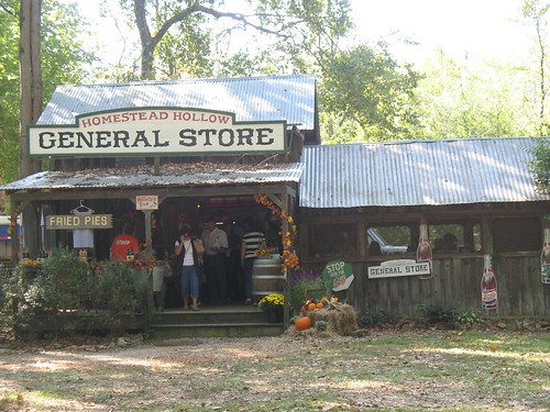 Homestead hollow general store