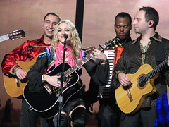 Madonna at Madison Square Garden_6610.JPG (kittykowalski) Tags: garden square october madonna madison msg 2008 stickysweet