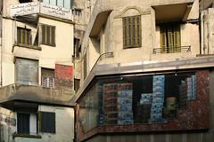 (LichtEinfall) Tags: composition facade rape fassade kairo c076a raperre urbancubism