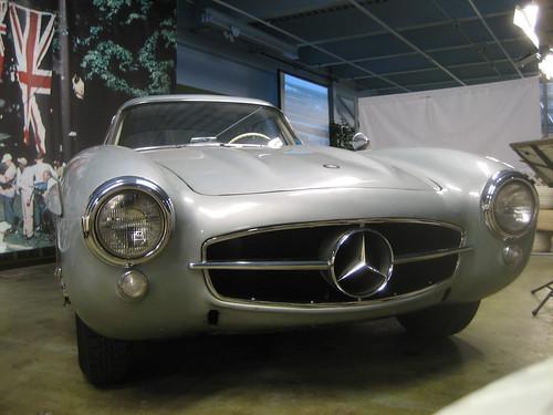 1955 Mercedes-Benz Gullwing
