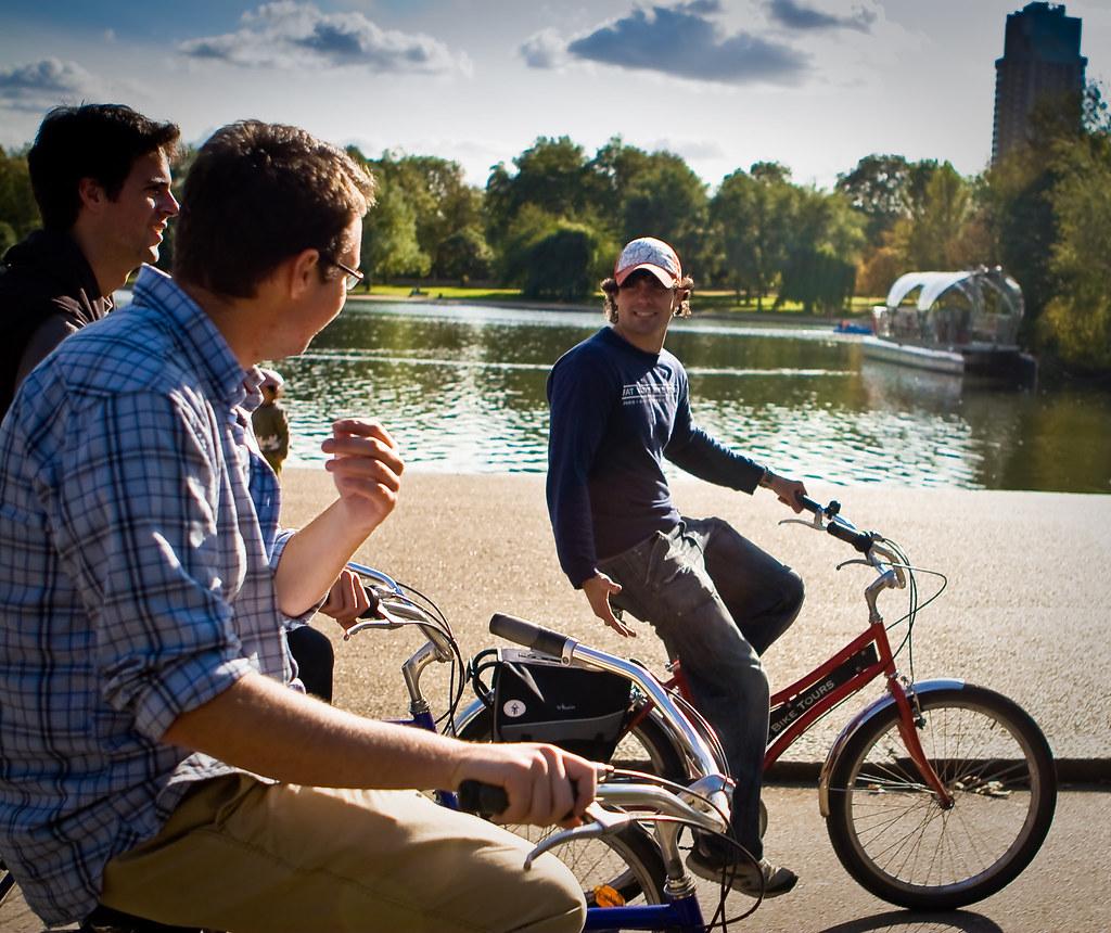 David, Fat Tire Bike Tour Guide