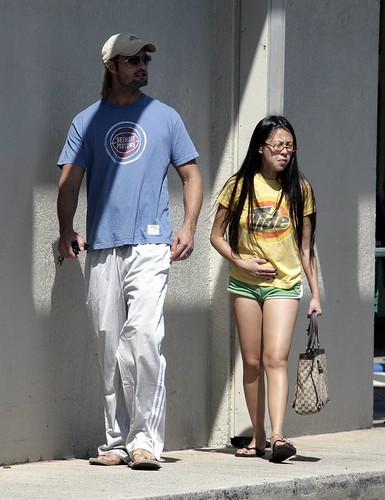 Josh Holloway y esposa Hawaii