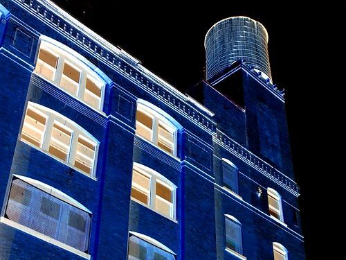 Haunted Loft Building