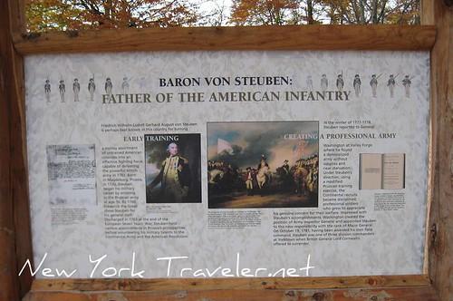 Steuben Info Sign 3