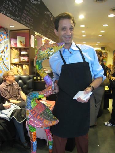 MacarOn Cafe, NYC