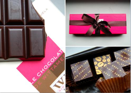 Le Chocolat de Wittamer