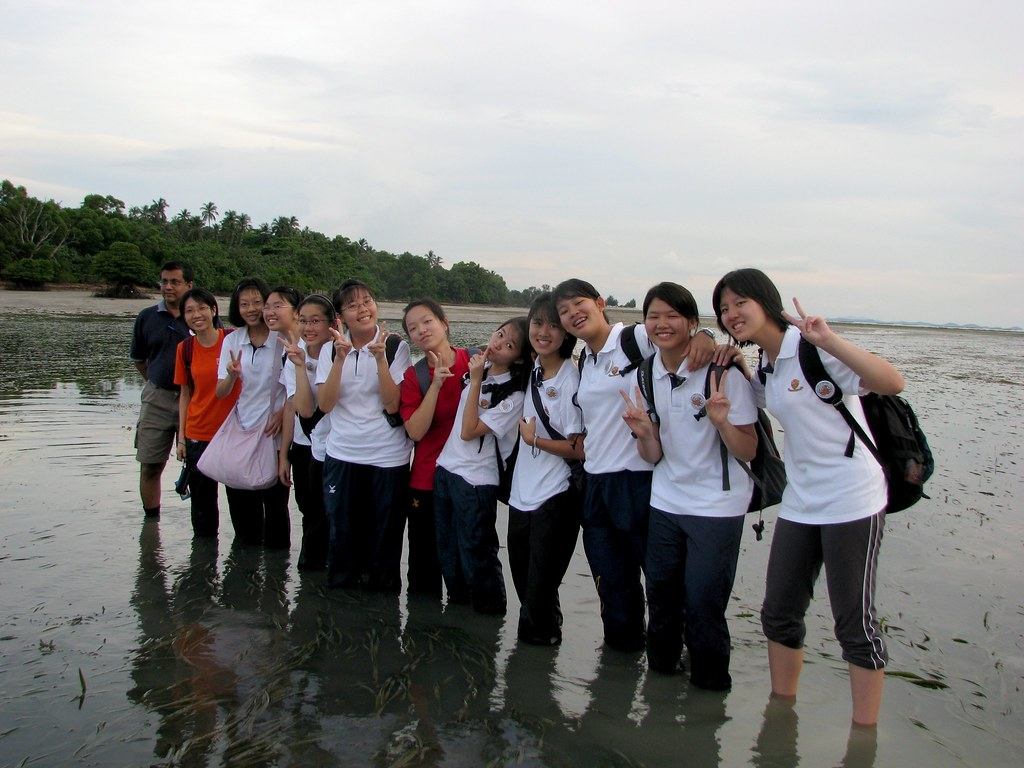 My 13th Semakau Guiding