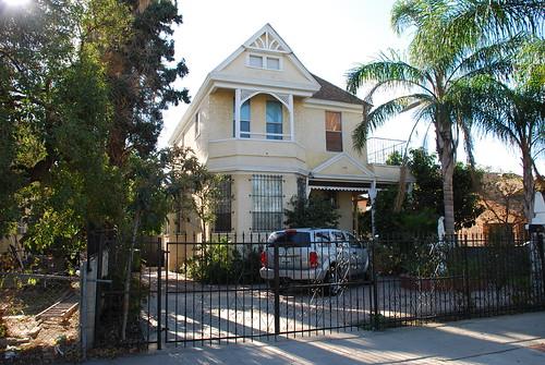 Judd Street House