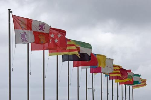 Banderas autonomicas