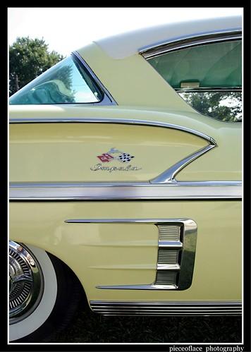 1958 Chevrolet Impala foto.