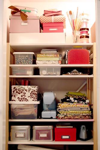 Supply Closet (Left Side)