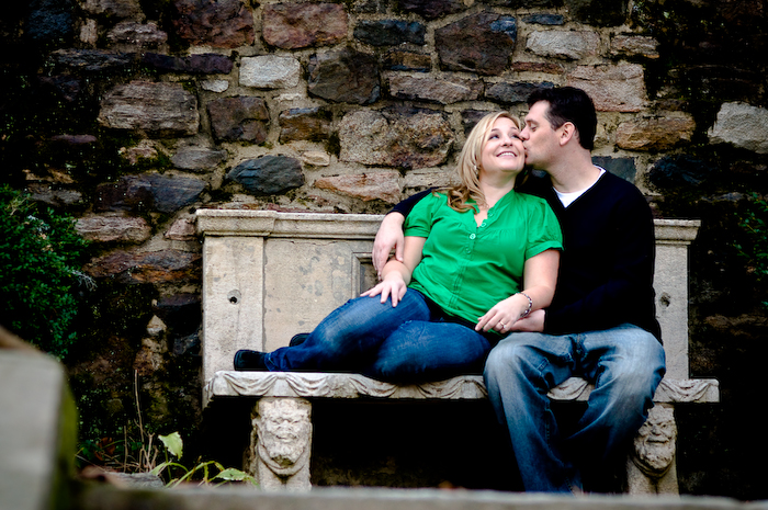 Engagement Photography - Newtown Square, Pa