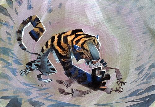 Scott Morse: Tiger! Tiger! Tiger!