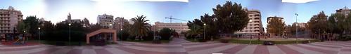 Panoramica-Plaça dels patins