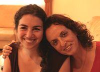 חדוה (מימין) וליאור