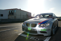 BMW 3-series (roberto_blank) Tags: winter light cactus sun cars fuji action thenetherlands automotive flare bmw zandvoort dsc v8 strobe gtr autosport s5 3series sb800 wek automobiel strobist 1755f28 20082009 winterendurancekampionschap