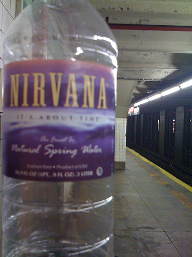 Nirvana (It's about time)