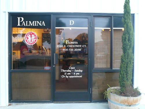 palmina tasting room