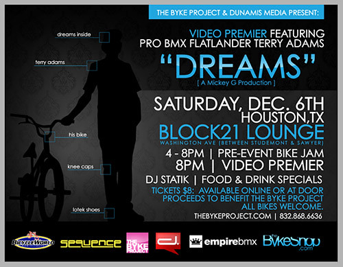 Dreams Video Premiere