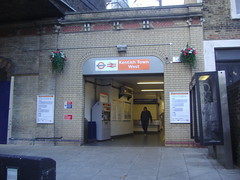Picture of Kentish Town West Station