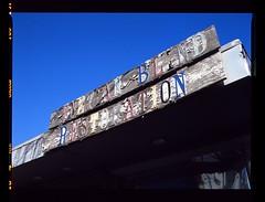 (andre dos santos) Tags: 2 newyork 120 6x6 film mediumformat square 645 fuji blind pentax suburbia slide 120film chrome squareformat push fujifilm venetian restoration hudsonriver medium format suburbs 6x45 provia nyack 400iso rockland 400x provia400x sanitex
