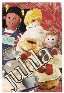 Juhla = Party/Celebrate