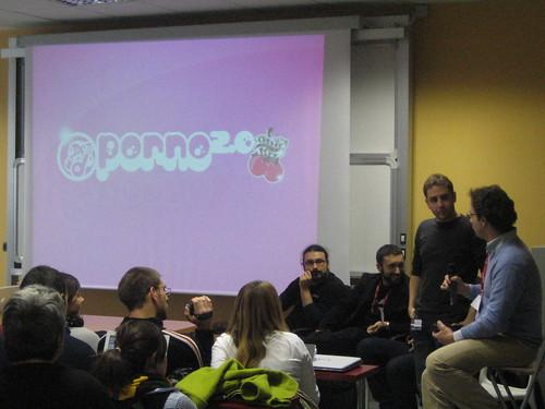 RomeCamp: Porno 2.0