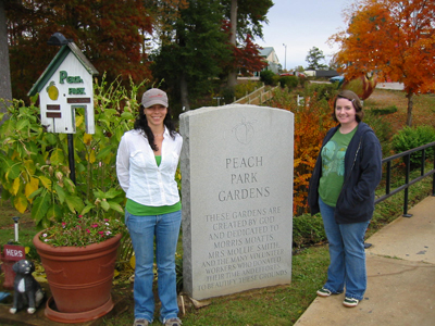 Peach Park Gardens