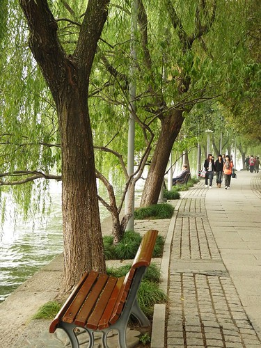 top 10 scenes of West Lake Hangzhou
