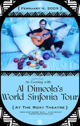 Al Dimeola World Sinfonia Tour 2/4