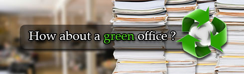 How About a Green Office?
