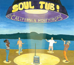 "Featured recording ""Soul Tub!"""