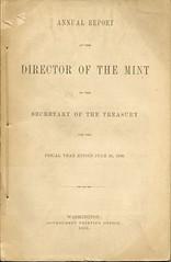 Mint Report 1889