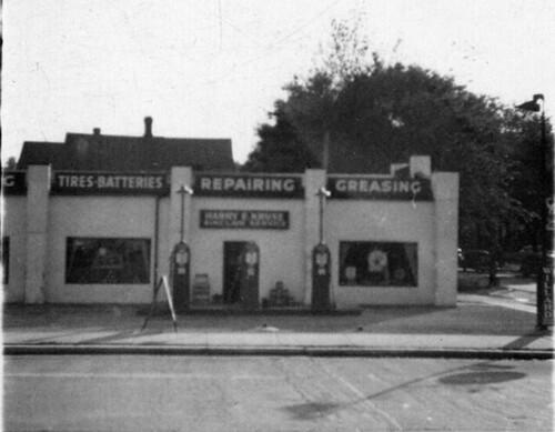 Des Plaines Sinclair - 1939