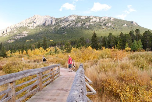Rocky Mtn Nat Park, Lily Lake trail
