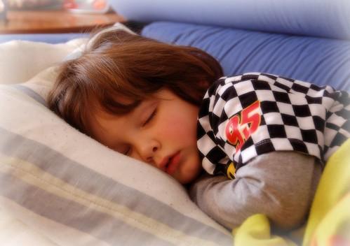 Dreaming children