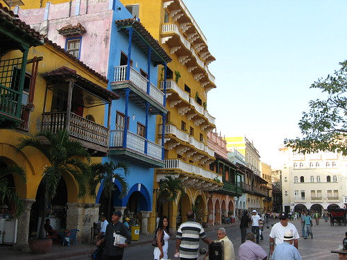 Cartagena: Plaza de los Coches
