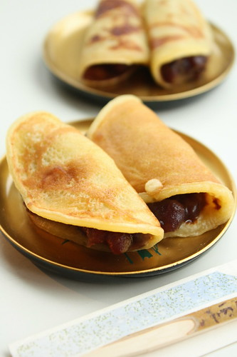 japanese style crepe(?)